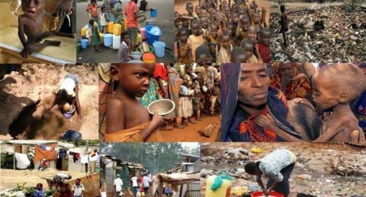 Voici les dix pays les plus pauvres en Afrique