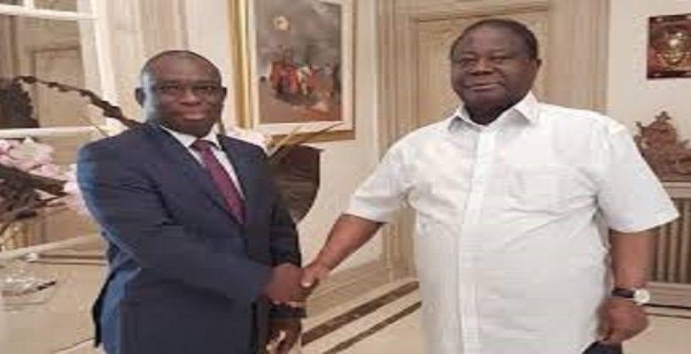 PDCI-RDA: KKB nommé par le président Bédié-voici sa réaction