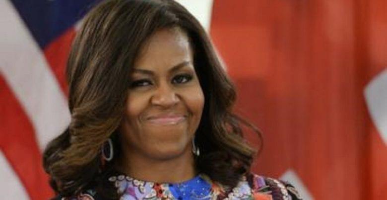 Pour la deuxième fois, Michelle Obama est la femme la plus admirée du monde