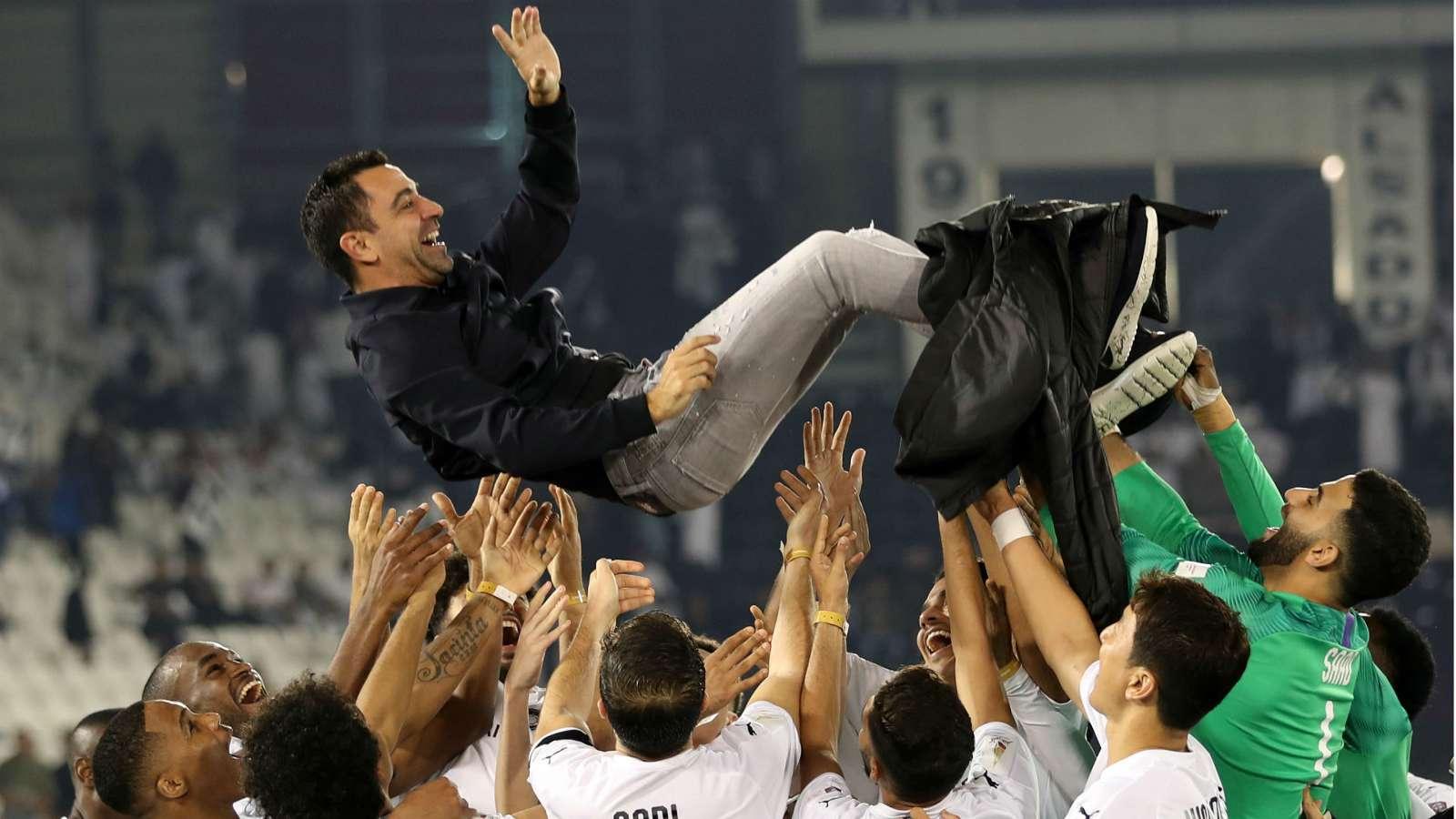 Qatar – Xavi remporte un second trophée avec Al Sadd