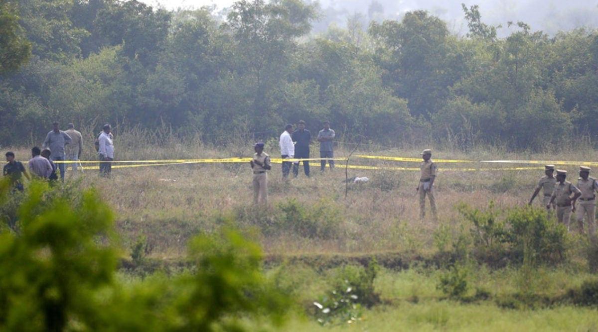 Quatre violeurs abattus par la police après les avoir emmenés sur les lieux d'une agression sexuelle