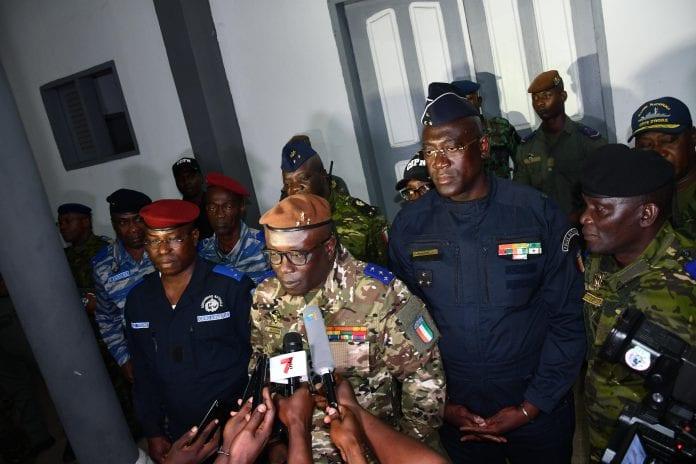Qui a attaqué les FACI à Tabou ? Les précisions du Chef d'Etat-major, le Général Lassina Doumbia