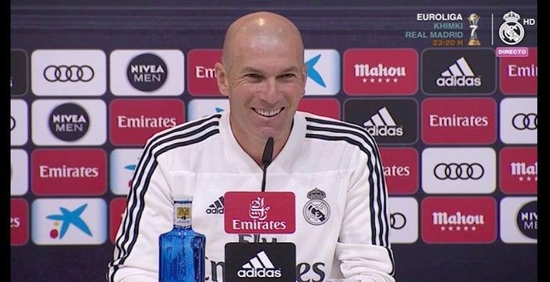 Réal Madrid: Zidane désigne le joueur qui lui ressemble un peu plus que les autres