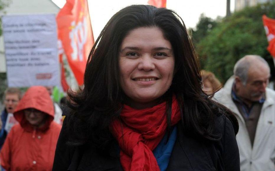 Raquel Garrido relaie sur Twitter des menaces contre Macron