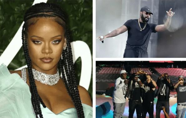 Rihanna, Damso, Sexion d'Assaut… Les albums très attendus en 2020