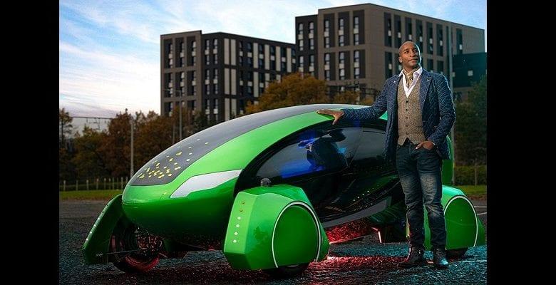Royaume-Uni: cet Africain fabrique des voitures autonomes (photos)