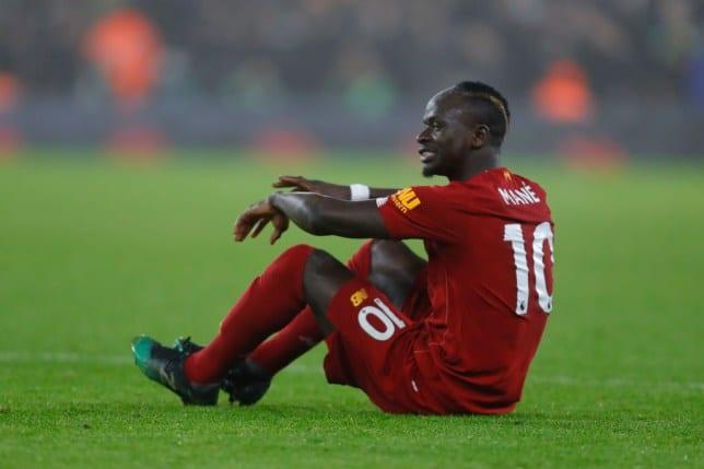 Wolves vs Liverpool : Sadio Mané sort avec une blessure