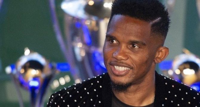 Samuel Eto'o désigné pour présenter la soirée des Awards CAF 2019