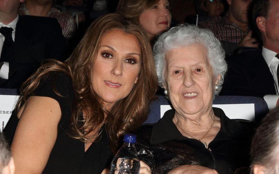 Céline Dion rend hommage à sa mère décédée via Instagram