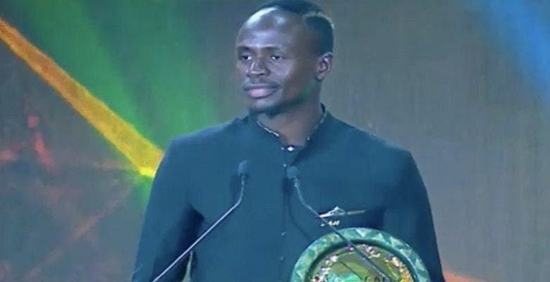 Sadio Mané: son message à l'endroit de ses fans sénégalais en colère