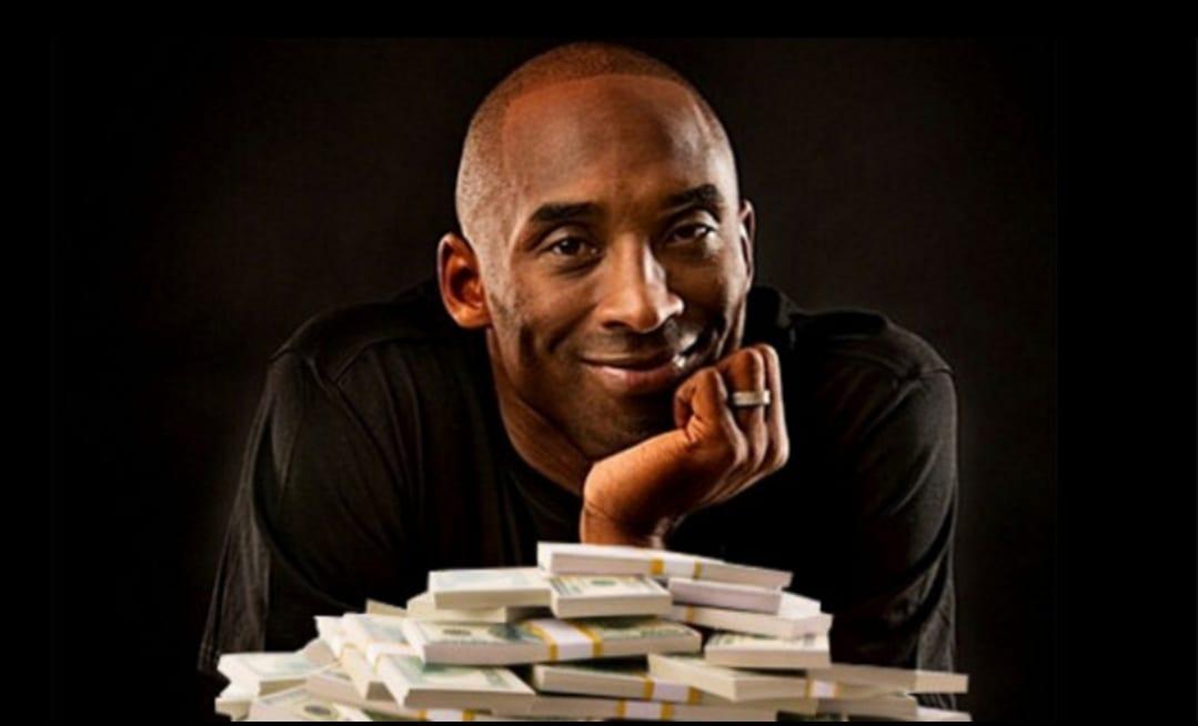 Kobe Bryant : l'incroyable fortune de l'icône de la NBA