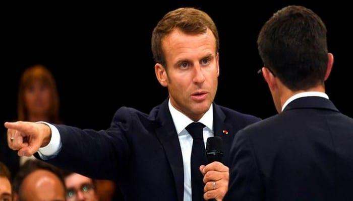 «Si vous voulez aider l'Afrique Monsieur Macron, foutez-le camp de ce continent»: un député belge s'en prend à Macron