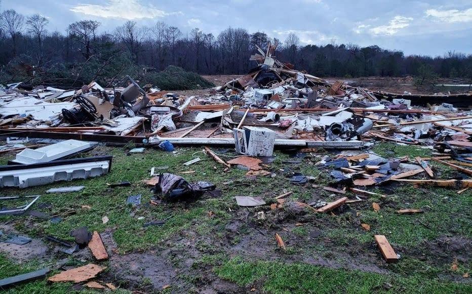 Etats-Unis : Lourd bilan après le passage des tornades