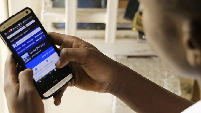 Technologie : Découvrez le baromètre des connexions internet mobile en R D Congo
