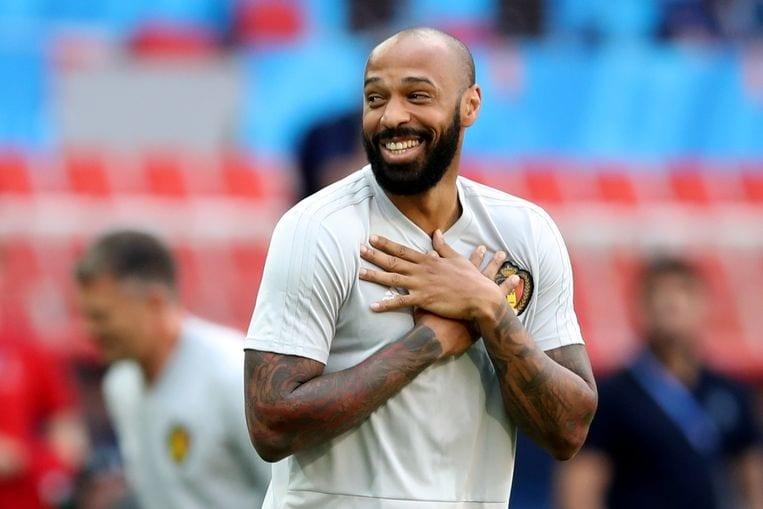 Thierry Henry : «J'ai grandi en suivant ces trois attaquants, ils sont mes idoles »