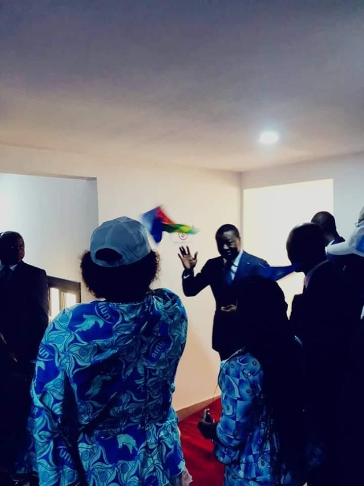 Togo : Faure Gnassingbé, investi pour un 4e mandat