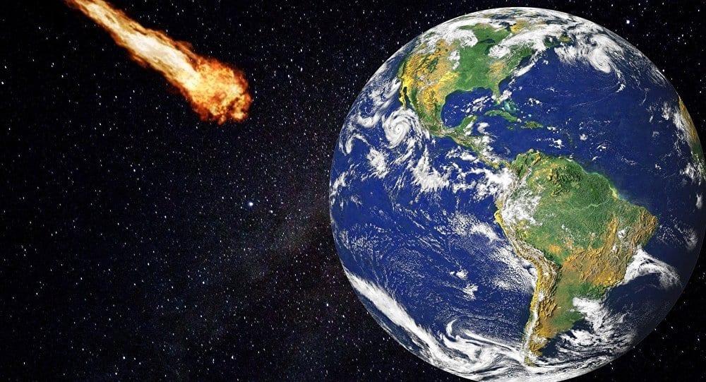 Un astéroïde géant fonce droit sur la Terre