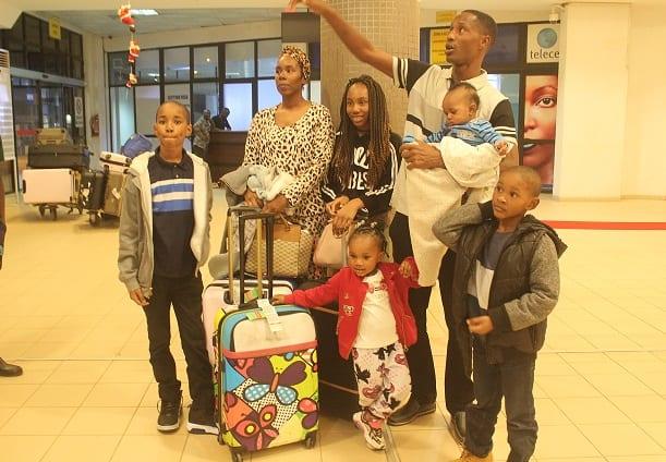 Un rappeur afro-américain et sa famille s'installent définitivement au Burkina
