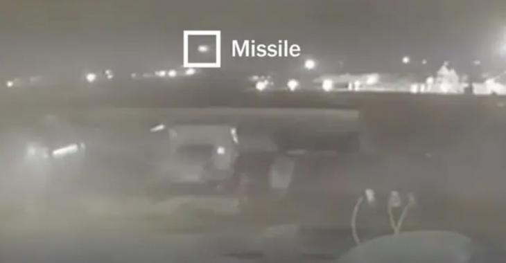 Une nouvelle vidéo révèle que deux missiles auraient abattu l'avion en Iran