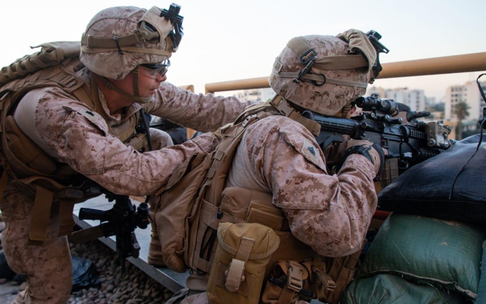 Des roquettes tirées sur des bases américaines en Irak