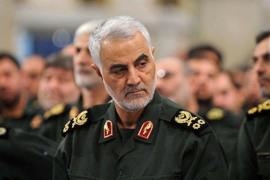 Urgent: Donald trump ordonne l'execution d'un puissant general iranian