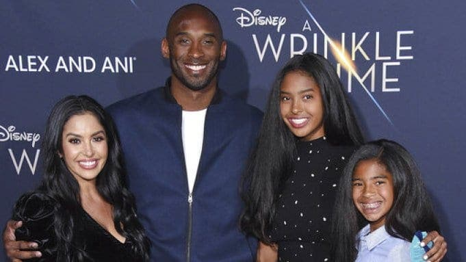 Vanessa Bryant : « Mes filles et moi sommes complètement anéanties…»