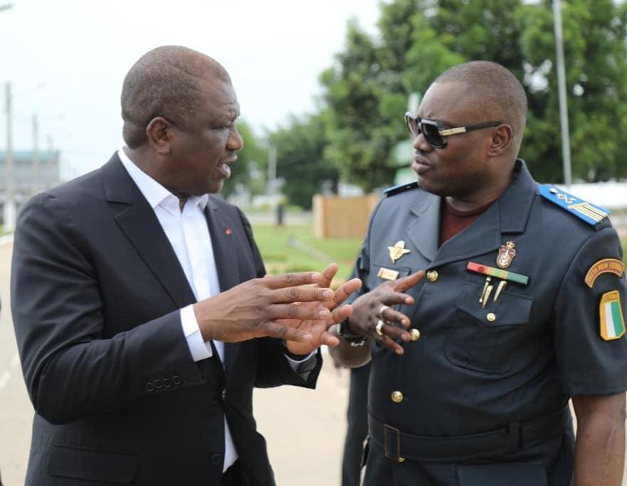 Hamed Bakayoko rend un vibrant hommage à Ouattara Issiaka dit Wattao