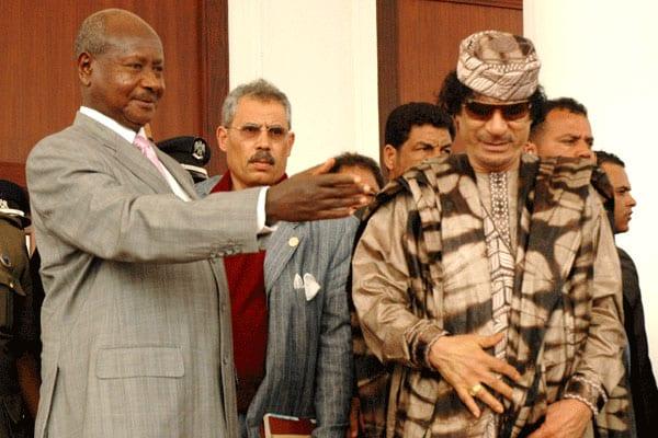 Yoweri Museveni : « les pays africains n'auraient pas dû permettre aux pays occidentaux d'attaquer la Libye »