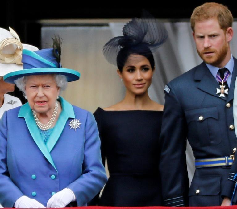 Ce que pense Elizabeth II de la décision du prince Harry et sa femme