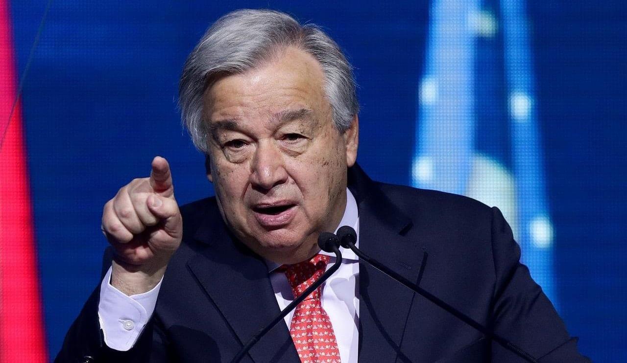 USA vs Iran : Le secrétaire général des Nations Unies lance un appel au dialogue