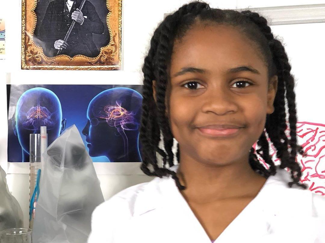 A 8 ans, cette neuroscientifique enseigne à des millions de personnes