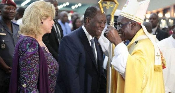 Le cardinal Jean-Pierre Kutwa demande à Ouattara de gracier les prisonniers pro-Soro