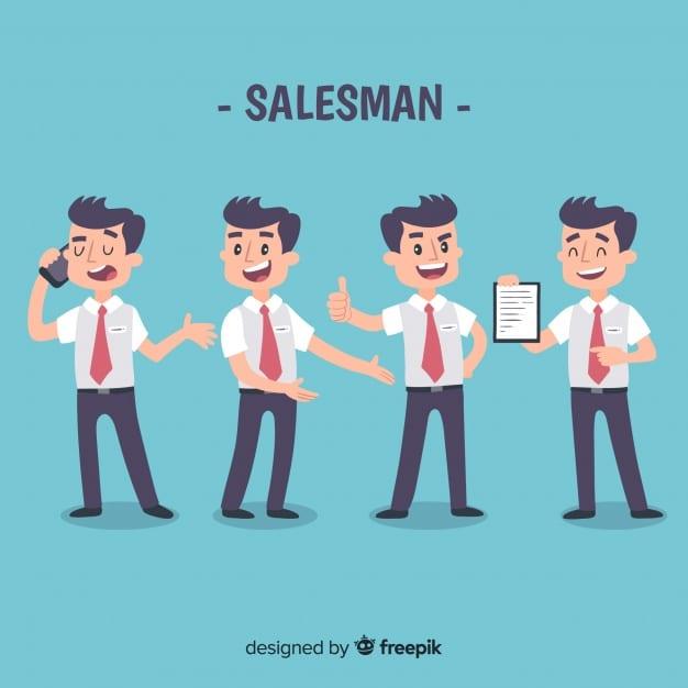 Recrutement de vendeurs polyvalents (H/F)