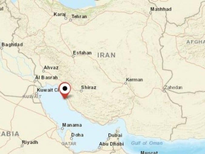 Iran: Un séisme de magnitude 4,5 fait des dégâts