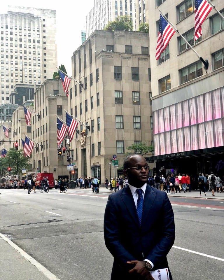 Connaissez-vous GODIAMO? Le jeune entrepreneur congolais qui s'est suicide à Miami