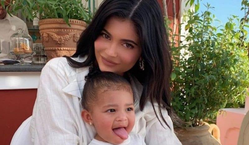 People : Le cadeau de Kylie Jenner à sa fille Stormi indigne la toile