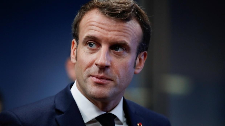 Emmanuel Macron recommande aux Français de consommer le made in France