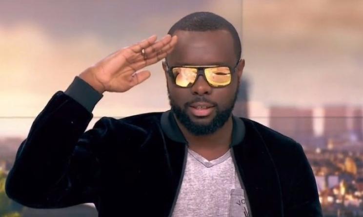 Maître Gims envisage un concert en France pour aider le Congo