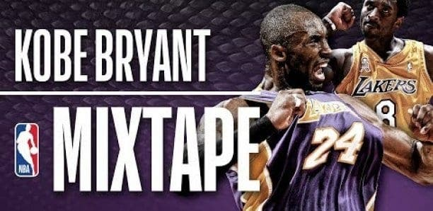 Les meilleurs moments de la carrière de Kobe Bryant (vidéo)
