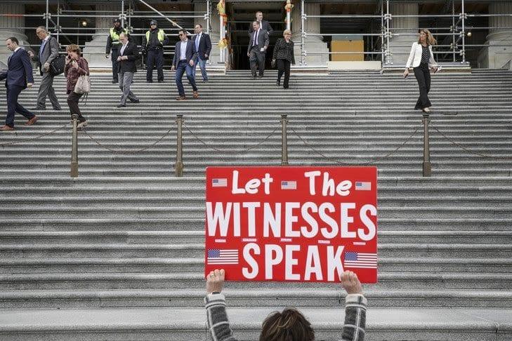États-Unis :  Au Sénat, le procès de restitution de Donald Trump pour bientôt