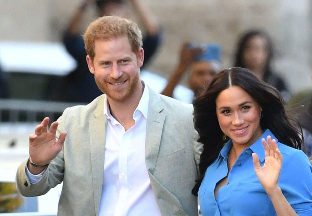 Cet acte de Meghan Markle et du Prince Harry pourrait déplaire à Elizabeth II