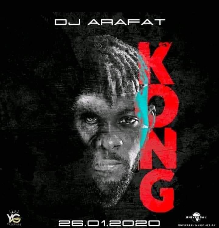 Une nouvelle date de sortie annoncée pour «Kong» de Dj Arafat