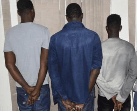 Sénégal : Arrestation de trois étudiants gigolos à Dakar