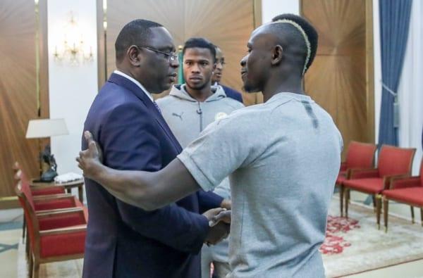 Le président Macky Sall prépare déjà une célébration pour le ballon d'or Sadio Mané