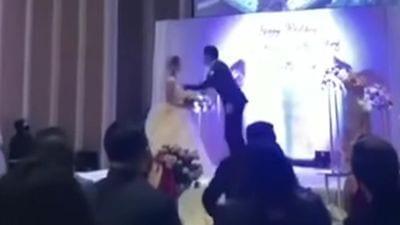 Un homme diffuse la se*tape de sa femme pendant leur mariage pour se venger