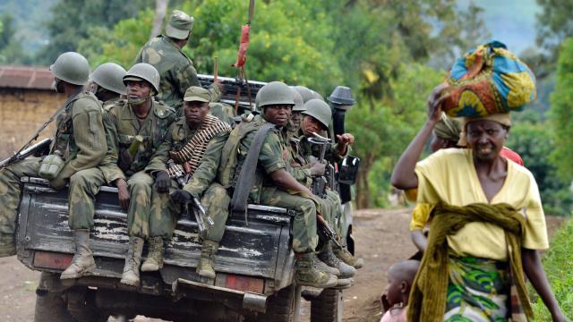 RDC : Les crimes contre l'humanité sont confirmés