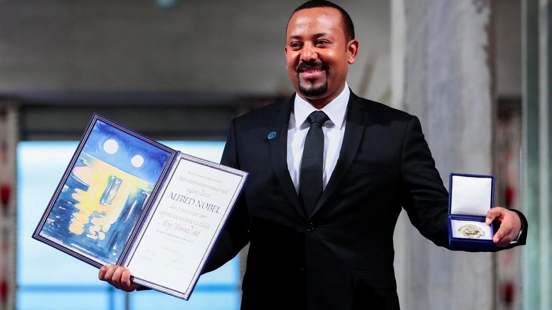 Prix Nobel de la paix / Abiy Ahmed répond à Donald Trump