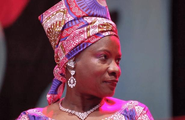Angélique Kidjo désormais docteur honoris causa de l'UCLouvain