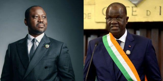 08 février 2019 – 08 février 2020 : Il y a un an Soro Guillaume Kigbafori démissionnait de son poste de Président de l'Assemblée nationale de Côte d'Ivoire