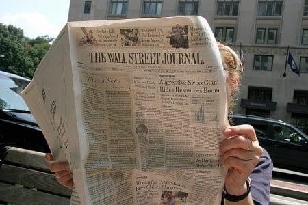 La Chine vire trois journalistes du » Wall street journal»